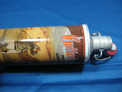 "9/"" High Golfer/'s Choice Limited Edition #1 Aluminum Empty  Beer bottle Germany"