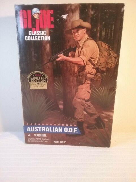 NEW GI Joe Australian ODF Classic Collection 12 Action
