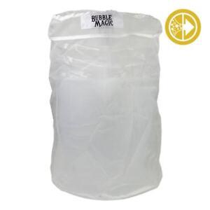 220 Micron Zipper All Mesh Bubble Bag 2 5 Gallon Extracting Washing Machine Zip