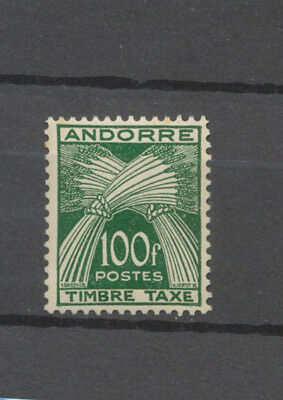 Stamps Gentle Timbre Andorre Francais Taxe N°41 Neuf ** Cote 147€ N3220 Europe