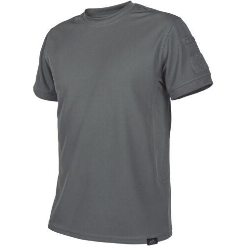 Helikon Tactical Mens Sport T-Shirt Thermo Active Topcool Patrol Top Shadow Grey