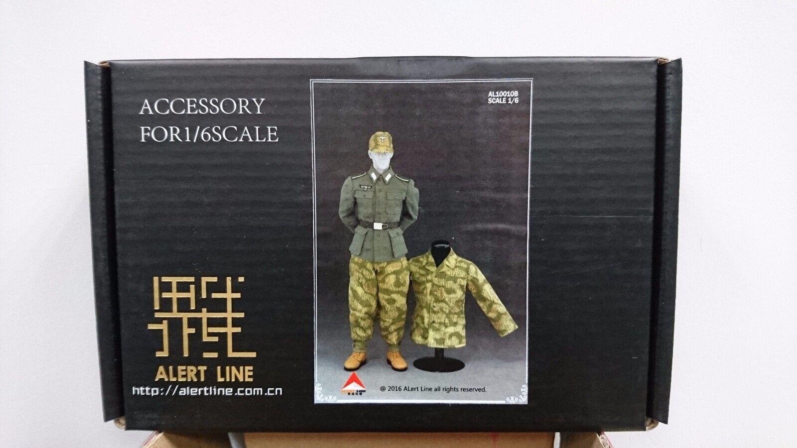 Alart linie 1   6 - skala heer camouflage uniform setzt al-10010b