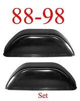 88 98 Inner Rear Tub Wheel House Set, Rust Reapir, Chevy Gmc Truck, 1.2mm Thick