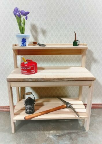 Dollhouse Miniature Pick Axe Sir Thomas Thumb 1:12 Scale Tool