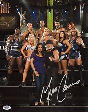 Gina Carano Signed 11x14 Photo PSA/DNA COA American Gladiators Picture Autograph