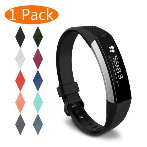 For Fitbit Alta Alta HR Strap Wrist band Secure Buckle Bracelet Fitness Tracker