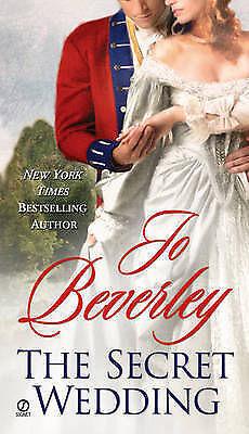 The Secret Wedding by Beverley, Jo