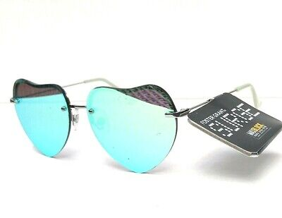 "Foster Grant Microvision /""Gilligan/"" Compact Folding Sunglasses with Leatherette"