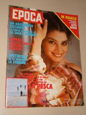 EPOCA=1978/1456=ANGELA MOLINA=PROGRAMMA TV STRYX=ALBERTO GIACOMETTI SCULTORE=
