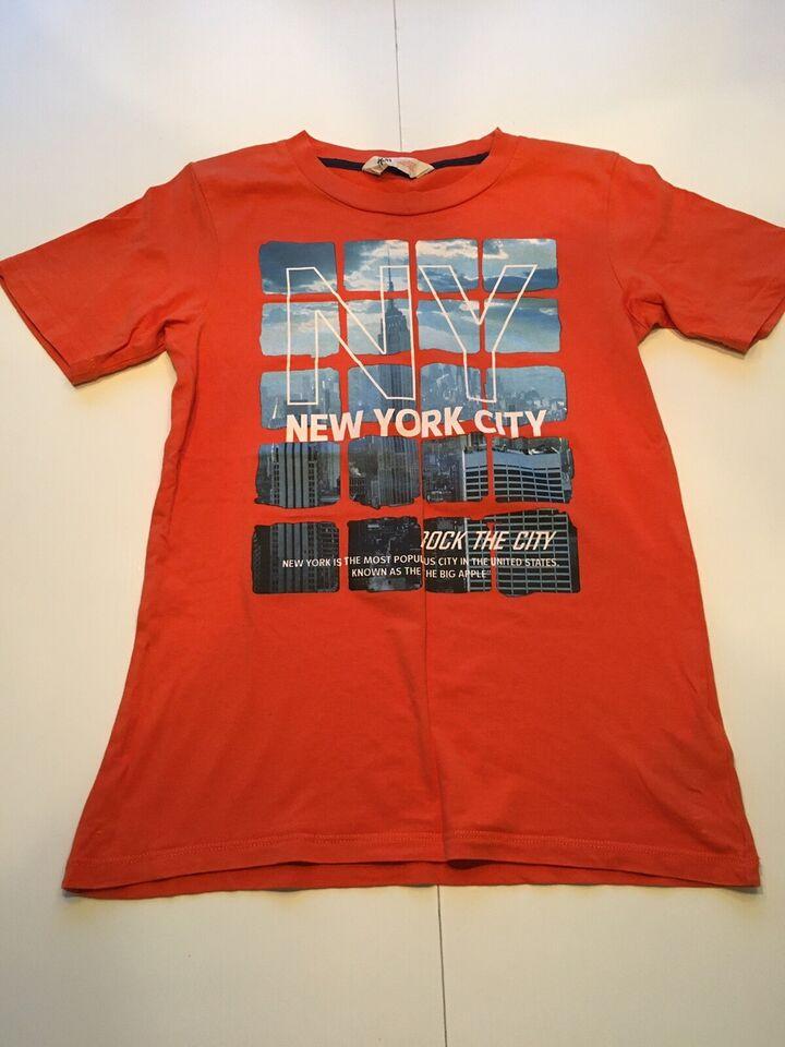 T-shirt, Med tryk, H&M