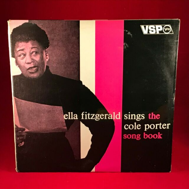 ELLA FITZGERALD Sings The Cole Porter Song Book Vol 1 2 1966 UK Double Vinyl LP