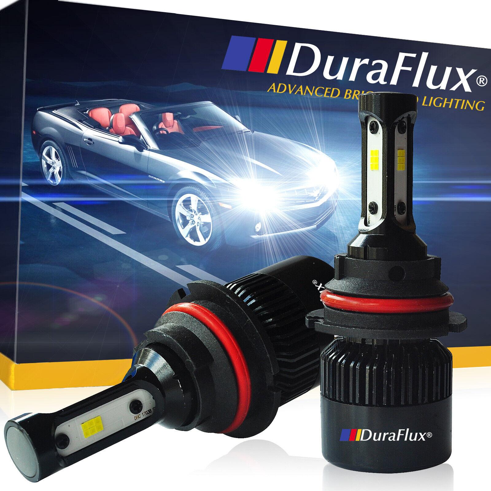 2X CSP H11 H9 H8 LED Headlight Bulb Kit Low Beam Fog Light 288W 6000K 28800LM