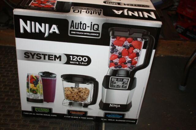Ninja Kitchen System with IQ Boost - BL494 NEW IN BOX