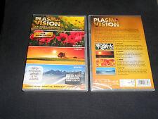 Plasma Vision - Vier Jahreszeite ( DVD ) Neu & OVP