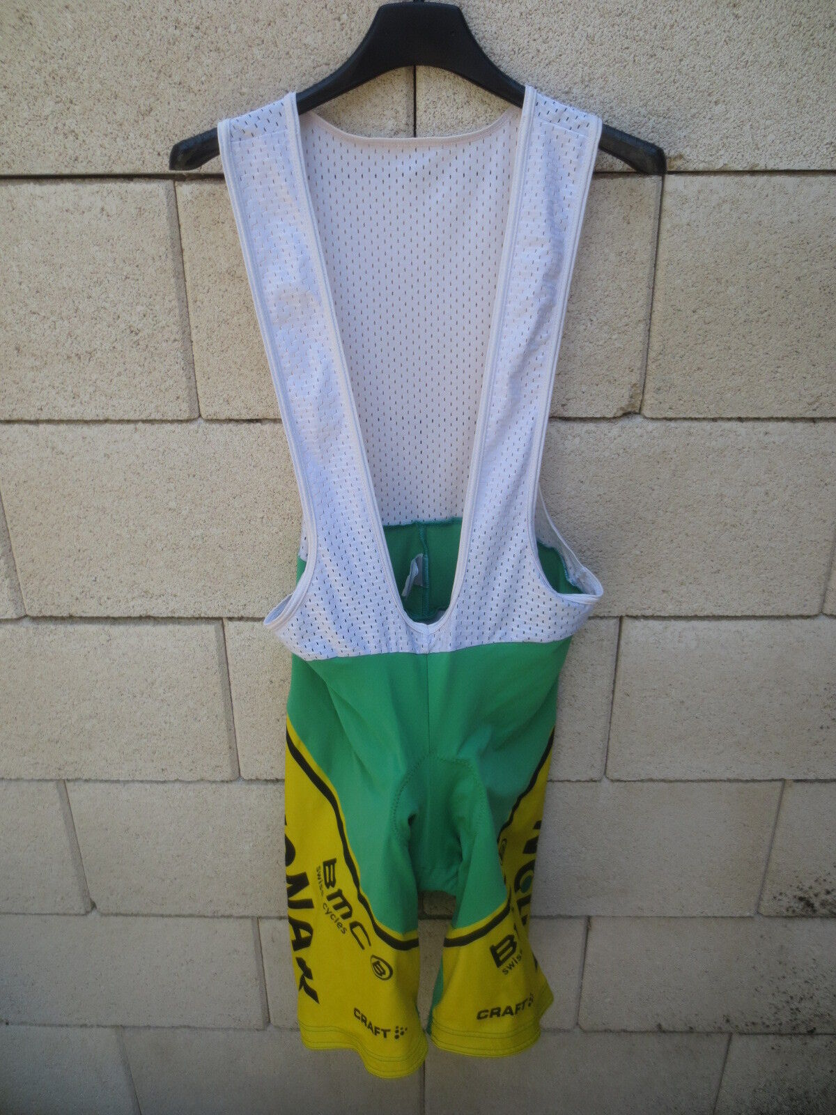 Combi bib shorts cycling phonak  tour france 2006 floyd landis elmiger craft xxl  most preferential