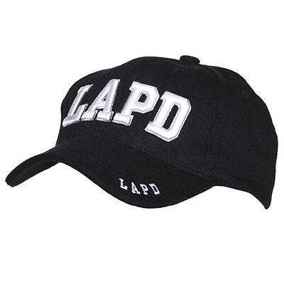 Cappello da Baseball LAPD Fostex Garments berretto Polizia Los Angeles serie tv
