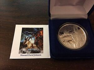 Valkyrie 1 oz .999 Silver Proof Round USA Coin The Norse God Coin Series Thor