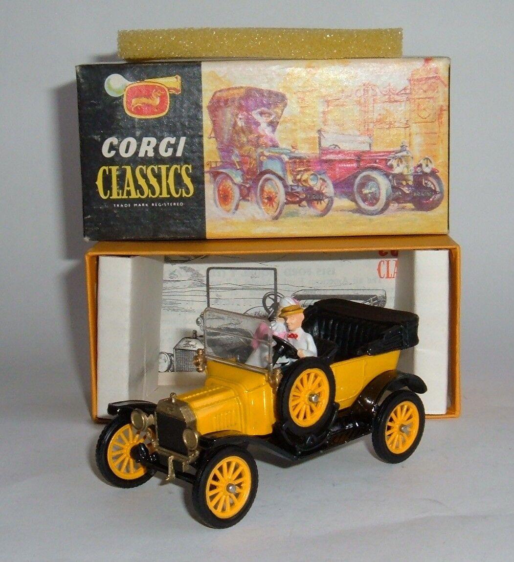 CORGI Giocattoli Classici N. 9012, 1915 FORD MODEL 'T' , - SUPERBA