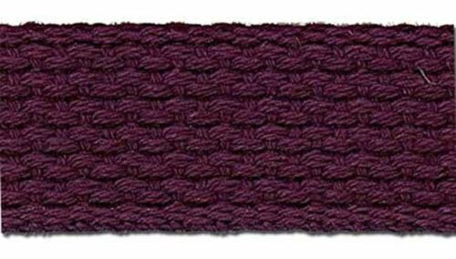 TRIMPLACE PURPLE 1 INCH COTTON WEBBING 10 Yards