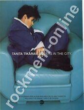 Tanita Tikaram Lovers In The City LP Advert