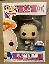 Toy Tokyo Exclusive Funko Pop Adam Bomb #01 Garbage Pail Kids Vinyl