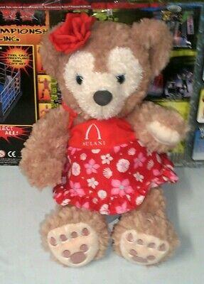 "NWT Disney Hawaii Aulani Ko Olina Spa Shellie May Plush Doll 12""H"