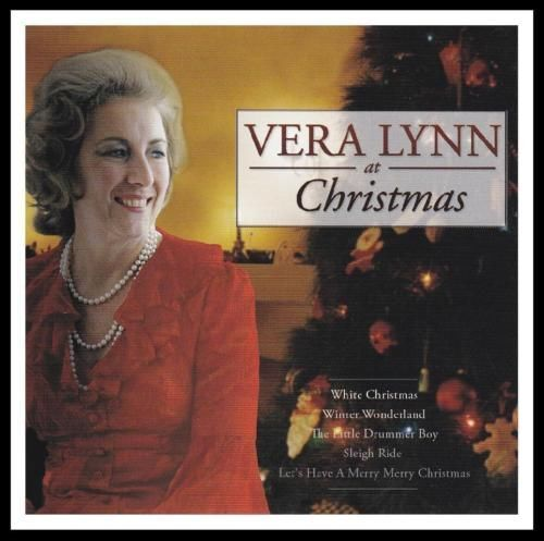 "Vera Lynn At Christmas ""NEW CD"" Posted From The UK"