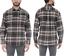 Jachs-Men-039-s-Brawny-Flannel-Work-Shirt-Cotton-Button-Down-Long-VARIETY-Size-amp-Color thumbnail 3