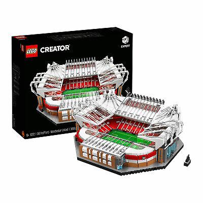 Lego Creator Manchester United - Old Trafford Stadium ...