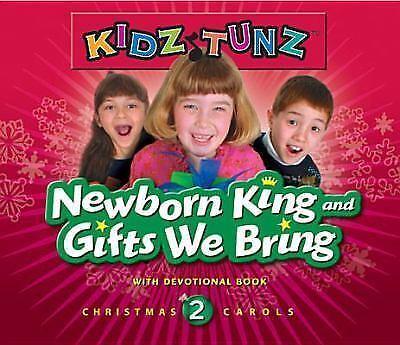Kidz Tunz Christmas Carols Newborn King And Gifts We Bring Christmas Carols 2 2 By Inc Staff Word Music 2001 Cd