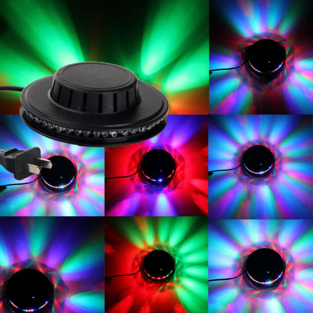 48 LEDs RGB Stage Light Effect Bar Party Disco DJ Lighting Auto/Voice-activated