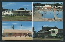 OH OHIO Dayton CHROME 1960's GEM CITY TRAILER ESTATES Trailer Park on Dryden Rd.