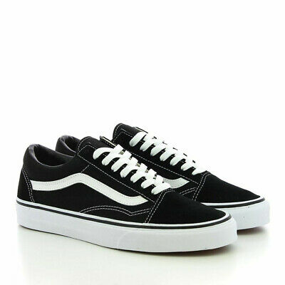 VAN S1 Old Skool Damen Herren Canvas Sneaker Freizeitschuhe Skate Schuhe niedrig   eBay