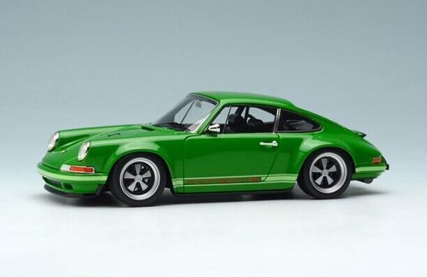 Cantante de visión Maquillaje 1 43 VM111F 964 911 verde de señal modelo coches
