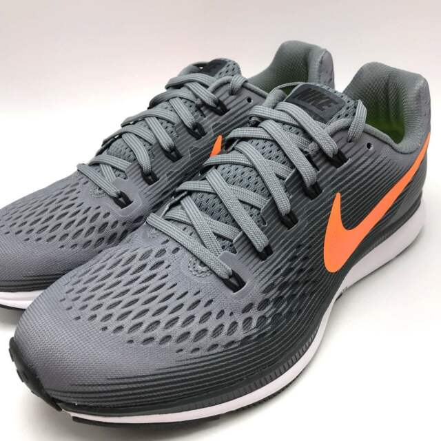 adb704bd73383 Frequently bought together. Nike Air Zoom Pegasus 34 Men s Shoes Grey Anthracite  ...