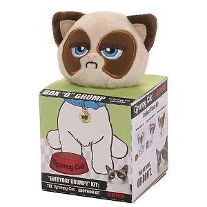 Grumpy-cat-Gato-Grunon-CAJA-O-Grunon-Everyday-peluche-NUEVO
