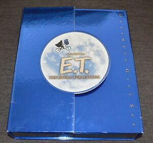 ET-The-Extra-Terrestrial-20th-Anniversary-Ultimate-Gift-boxed-Set-NEVER-PLAYED
