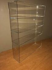 305displays Acrylic Countertop Display Showcase 19w X 5d X 24h With3 Shelves