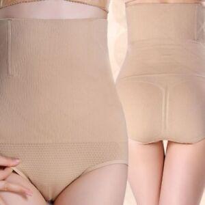 c19bc05766bf Image is loading Women-High-Waist-Shapewear-Seamless-Tummy-Control-Body-