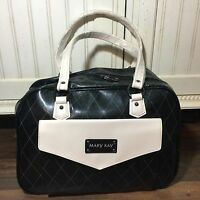 Mary Kay Cosmetics Black Consultant Bag With Extras 17 L X 7 W X 13 H