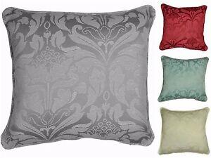 Fusion-EASTBOURNE-Cotton-Rich-Damask-Jacquard-Cushion-or-Cushion-Cover