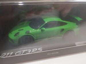 Porsche 911 GT3RS Lizard Green No.1487/1911; WAP0201590J / 1:43 New (Minichamps)