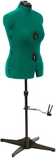 Dress Form Mannequin Professional Sewing Stand Female Size Medium Adjust Durable