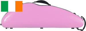 Fiberglass violin case SafeFlight 4 4 M-case Pink