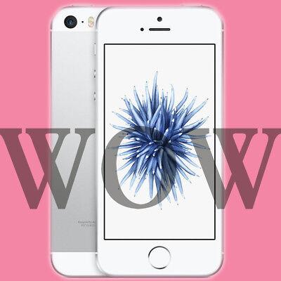 Apple iPhone SE - 64GB - Plata Silver Smartphone LTE 4G Desbloqueado