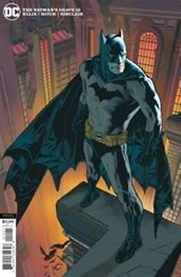 BATMANS GRAVE #10 CVR B ARTHUR ADAMS CARD STOCK VARIANT DC COMICS GEMINI 9//16//20