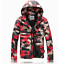 Men-Winter-Warm-Casual-Thick-Hooded-Jacket-Fit-Overcoat-Outwear-Coat-Camouflage thumbnail 2