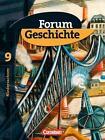Forum Geschichte. 9. Schuljahr. Schülerbuch. Gymnasium Niedersachsen von Hans-Otto Regenhardt, Franz Hofmeier und Claudia Tatsch (2007, Taschenbuch)
