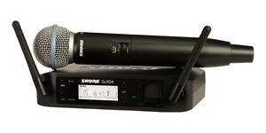 New-Shure-GLX-D-Digital-Wireless-System-Beta58A-Authorised-Dealer-Best-Offer