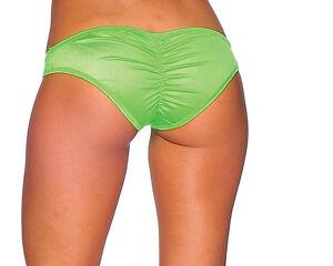 Remarkable, very scrunch back bikini